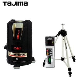 タジマ レーザー墨出し器 GT2R-XISET 受光器・三脚付セット
