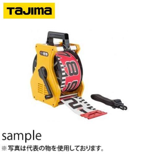タジマ シムロンロッド軽巻 150mm×50m KM15-50K スタンド付テープロッド
