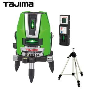 タジマ グリーンレーザー墨出し器 [ゼロジーKYセット] ZEROG-KYSET 受光器・三脚付セット【在庫有り】【あす楽】