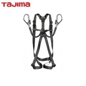 タジマ ハーネスGS 蛇腹 ダブルL2セット 黒M A1GSMJR-WL2BK【在庫有り】【あす楽】