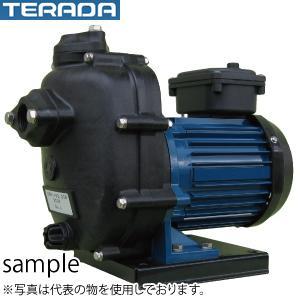寺田ポンプ製作所 陸上ポンプ CMP3N-60.4TR 直動/自吸式 三相200V 60Hz 樹脂製 口径40mm