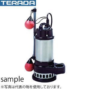 寺田ポンプ製作所 水中ポンプ CXA形ボルテックス CXA-250T 自動 三相200V 50Hz 新素材製/ステンレス製 口径50mm