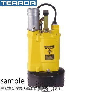 寺田ポンプ製作所 水中ポンプ S7-5500N 新素材製/ステンレス製 非自動 三相200V 60Hz S-N形ボルテックス 口径100mm