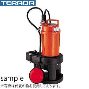 寺田ポンプ製作所 小型水中ポンプ SXA-150 軽量合成樹脂製 自動 単相100V 60Hz SXA形 口径40mm