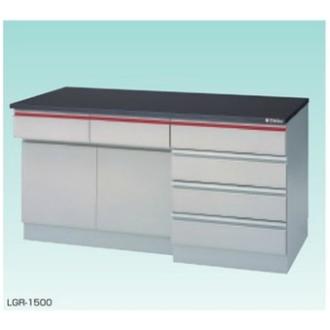 テラオカ サイド実験台LGR型 LGR-1200 :10-1000-20 ※送料別途お見積り