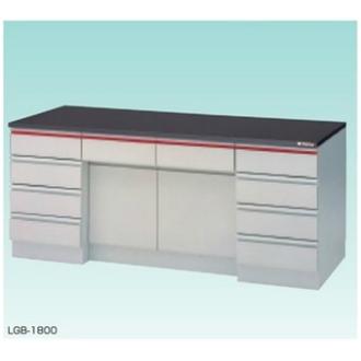 テラオカ サイド実験台LGB型 LGB-2400 :10-1000-31 ※送料別途お見積り
