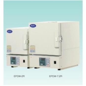 テラオカ 左右二面加熱式電気炉 VTDW-16K :12-4001-06 ※送料別途お見積り