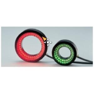 テラオカ LED照明直射式 赤 HDR50HR リングタイプ :14-0103-05