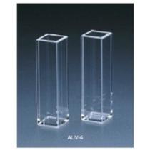 テラオカ 分光光度計用石英セル AUV4-10- 4面透明 :16-0901-33