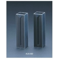 テラオカ 分光光度計用石英セル AUV-B2-10-5 特殊マイクロ :16-0901-44 ※返品不可