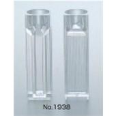 テラオカ フッ素樹脂栓付標準セル AUV-S10-30 2面透過 :16-0901-67 ※返品不可