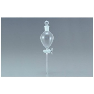 テラオカ 分液ロート球型 6340FS 100 :20-4602-51