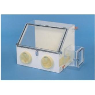 テラオカ 無菌ボックス TM-2 :10-7201-20 ※送料別途お見積り