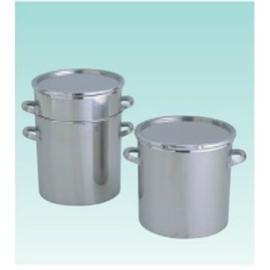 テラオカ テーパー付き密閉容器 TP-CTL-47H :24-1845-06