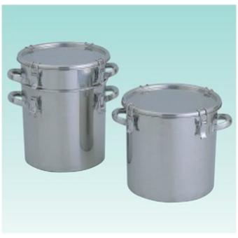 テラオカ テーパー付き密閉容器 TP-CTH-47 :24-1841-08