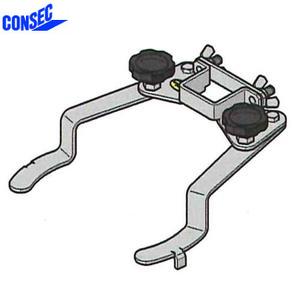 コンセック 水処理金具 MK-49 ポールベースサイズ:□49