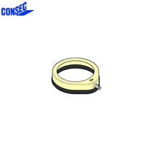 コンセック 水処理パッド MS-200F 硬質ゴム製 最大コアビット径:φ200