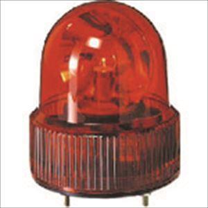 ■パトライト SKH-A型 小型回転灯 Φ118 オールプラスチックタイプ 色:黄 SKH-120A-Y (株)パトライト[TR-1004603]