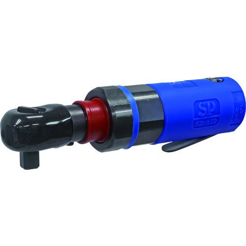 ■SP 9.5mm角ローテーショナルヘッドミニラチェパクト SP-7722RH エス.ピー.エアー[TR-1028422]