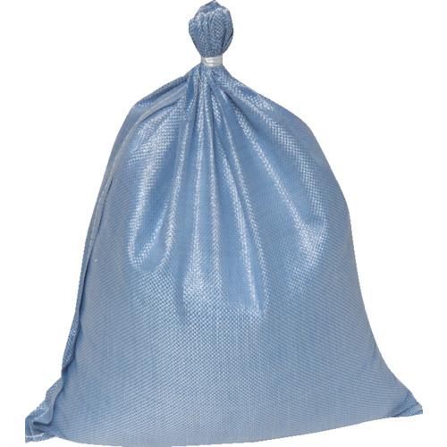 ■萩原 PP強力袋 ブルー 48cm×62cm 200枚入 〔品番:PPKB4862-BL-200〕[TR-1030104×200]