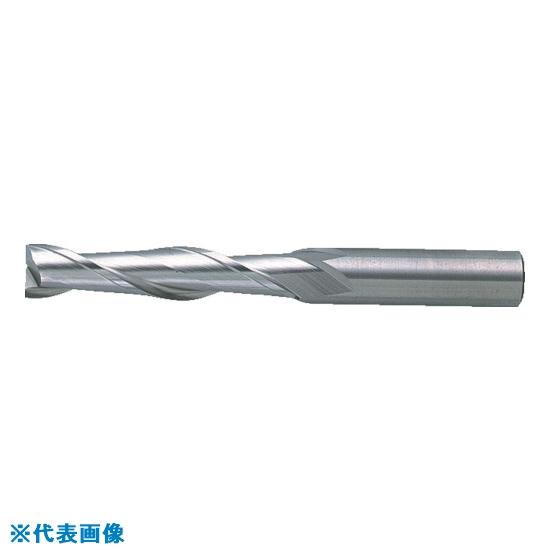 ■三菱K 2枚刃汎用エンドミルロング22.0mm 2LSD2200 [TR-1079841]
