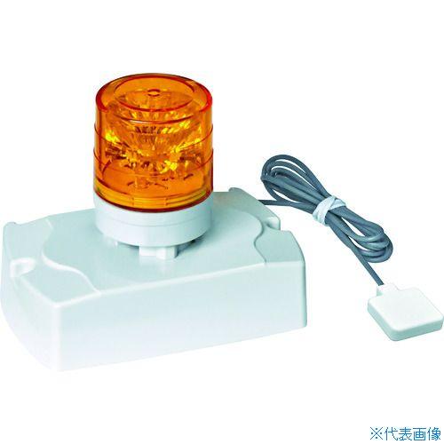 ■NIKKEI 電話着信表示灯 ニコフォン VL04S型 LED回転灯 45パイ VL04S-100PHN (株)日惠製作所[TR-1141029]