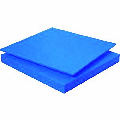 ■タキロン スーパーキャストナイロン 35T×500×1000 青 TP-MCN-PLATE-550-35-500-1000 [TR-1141235] [個人宅配送不可]