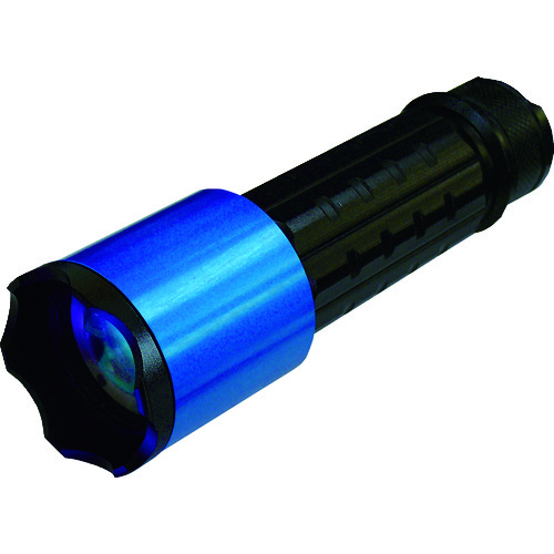 ■HYDRANGEA ブラックライト 高出力(フォーカスコントロール)タイプ  〔品番:UV-SVGNC375-01F〕[TR-1141713]