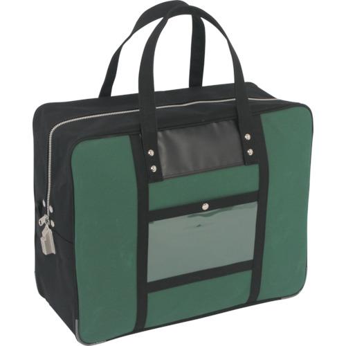 三栄産業 ツールバッグ ■SANEI 帆布メール用ボストン LL モスグリーン 評価 SED-1錠付 お金を節約 TR-1141866 品番:BTLL-SED-07