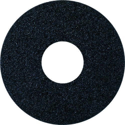 ■アマノ 自動床面洗浄機EG用パッド黒 17インチ(5枚) HFU202100 アマノ(株)[TR-1142096×5]