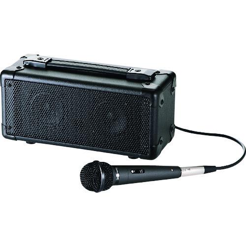 ■SANWA マイク付き拡声器スピーカー MM-SPAMP [TR-1142814]