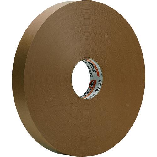 ■積水 クラフトテープ#500 38×500M《6巻入》〔品番:K50LX02〕[TR-1144217×6]