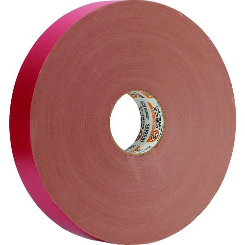 ■積水 クラフトテープ#500 50X500m 赤色(5巻) K50LRX3 積水化学工業(株)[TR-1144266×5]