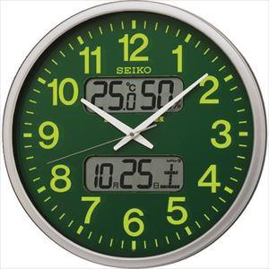 ■SEIKO 大型電波掛時計 KX237H [TR-1145094]
