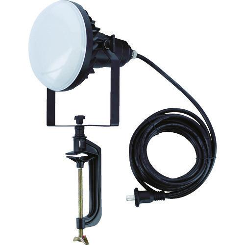 ■TRUSCO LED投光器 DELKURO バイスタイプ 50W 10m RTLE-510-V トラスコ中山(株)[TR-1145818]