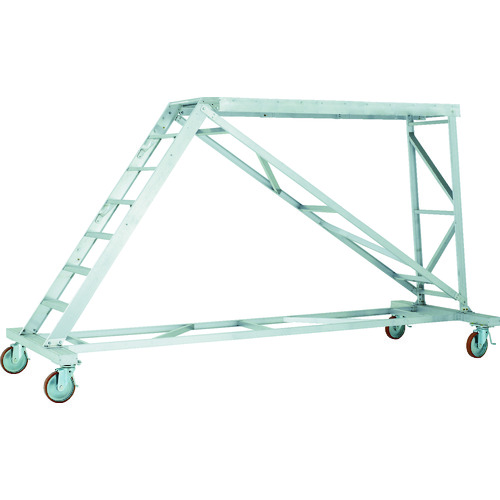 ■アルインコ 大型作業台 天板高さ1500mm TRS1500 [TR-1151032] [送料別途お見積り]