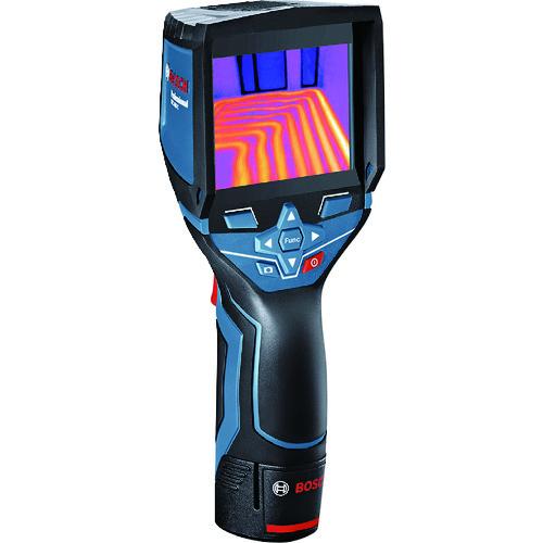 ボッシュ(株) 計測機器 熱感知・測定器 ■ボッシュ 赤外線サーモグラフィー GTC400C ボッシュ(株)[TR-1156809]