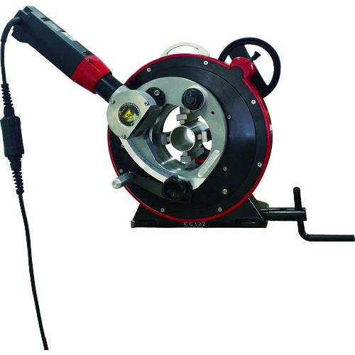 大同興業 小型加工機械・電熱器具 切断機 ■アックスエアー パイプ切断機 CC172 大同興業[TR-1157367] [個人宅配送不可]