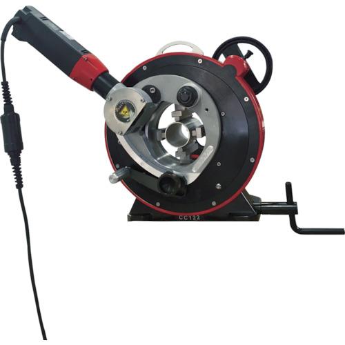 大同興業 小型加工機械・電熱器具 切断機 ■アックスエアー パイプ切断機 CC322 大同興業[TR-1157369] [個人宅配送不可]