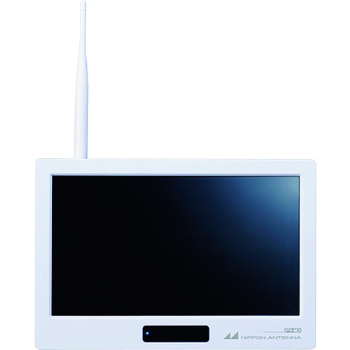 ■日本アンテナ FHDワイヤレスセキュリティカメラ ドコでもeye カメラ×1・モニター×1セット SC05ST 日本アンテナ(株)[TR-1159981]