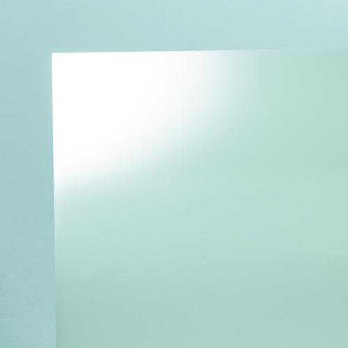 ■アクリサンデー アクリ乳白915x1830x3mm EX432-3X6X3 [TR-1162087] [個人宅配送不可]
