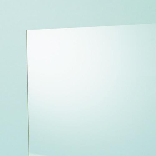 ■アクリサンデー アクリ透明915x1830x3mm EX001-3X6X3 [TR-1162148] [個人宅配送不可]