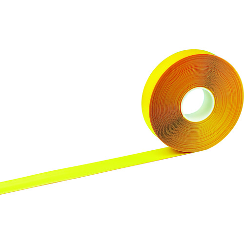 ■HESKINS ラインテープ PermaStripe 屋内用 幅50mmX長さ30m イエロー 6901004800030YUA HESKINS社[TR-1162513]