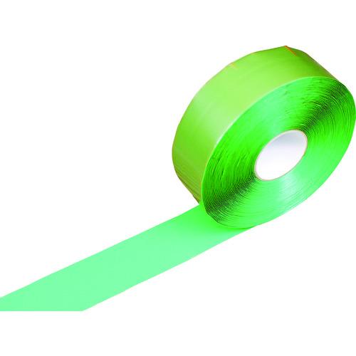 ■HESKINS ラインテープ PermaStripe 屋内用 幅50mmX長さ30m グリーン 6901005000030VUA HESKINS社[TR-1162515]