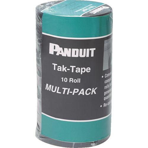 ■パンドウイット タックテープ(ロールタイプ)10.6mX10巻入り TTR-35RX0 [TR-1248213]