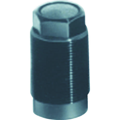 ■ROEMHELD ねじ付きクランプ・シリンダー(油圧式) ねじ穴なし 1461000 [TR-1256275]