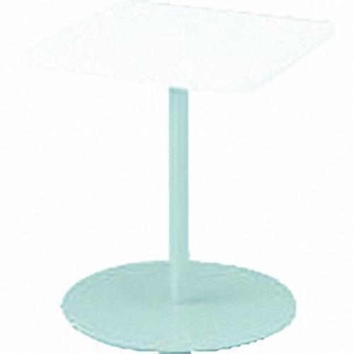 ■イトーキ テーブル(角型) 600×600×720 TRA-066LH-Z5W9 (株)イトーキ[TR-1258918] [送料別途お見積り]