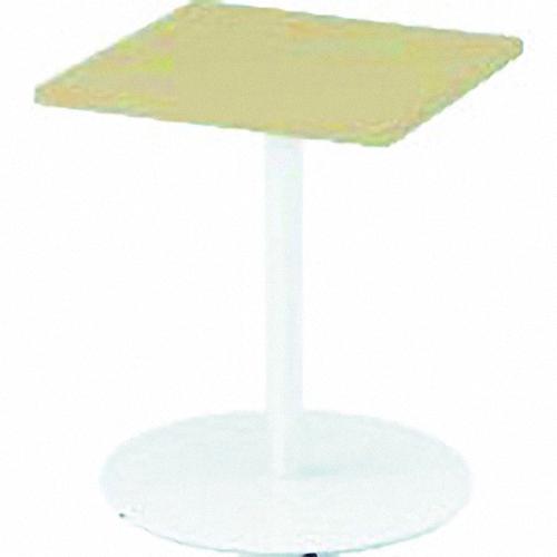 ■イトーキ テーブル(角型) 600×600×720 TRA-066LH-W998 (株)イトーキ[TR-1258920] [送料別途お見積り]
