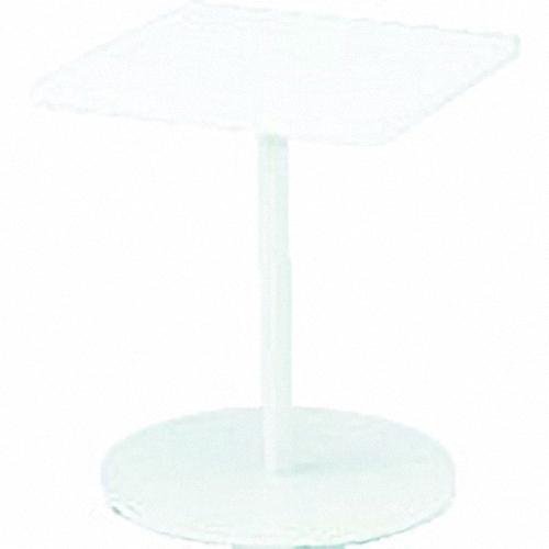 ■イトーキ テーブル(角型) 600×600×720 TRA-066LH-W9W9 (株)イトーキ[TR-1258921] [送料別途お見積り]