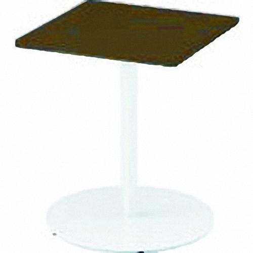 ■イトーキ テーブル(角型)600×600×720 TRA-066LH-W917 (株)イトーキ[TR-1258922] [送料別途お見積り]